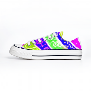 Barceloneta Collection: Unisex beachfashion style canvas shoes – numero dos designed by eldragonfly Barcelona