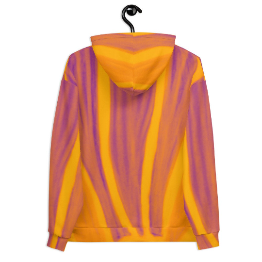 Gervasi collection, yellow beach fashion hoody designed by eldragonfly barcelona