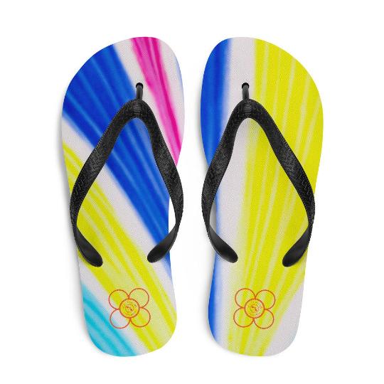 San Alfonso Flip-Flops (diseño 1) designed by Eldragonfly Barcelona