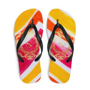 San Pol Flip-Flop style designed by eldragonfly Barcelona