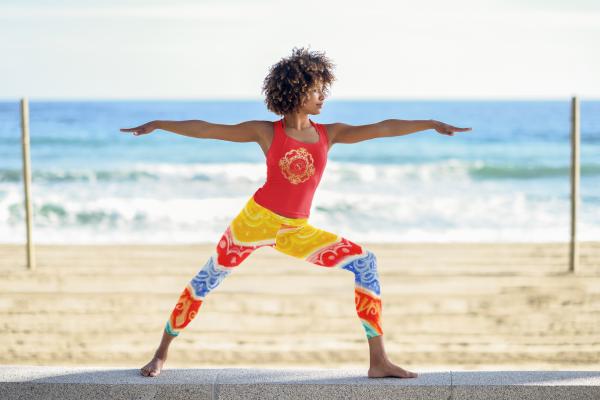 Ava Collection: Low waist leggings, Mediteranean tribal leggings, designed by Eldragonfly Barcelona