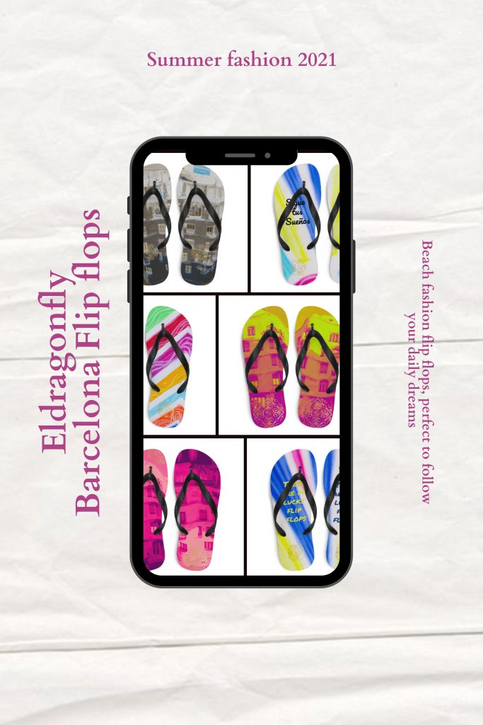 for those flip flop lovers by eldragonfly Baarcelona