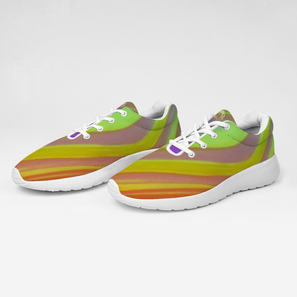 San Marti Collection: Beachstyle vegan sneakers, with laces, designed by eldragonfly Barcelona